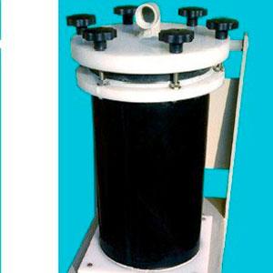 Bomba filtro de micro partículas