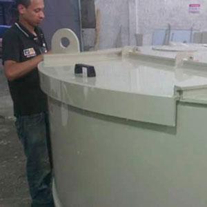 Fabricante de tanques de armazenamento