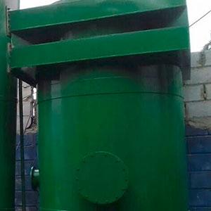 Lavador de gases preço