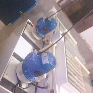 Máquina para fotocorrosão